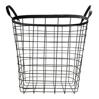 Primitive Wire Basket