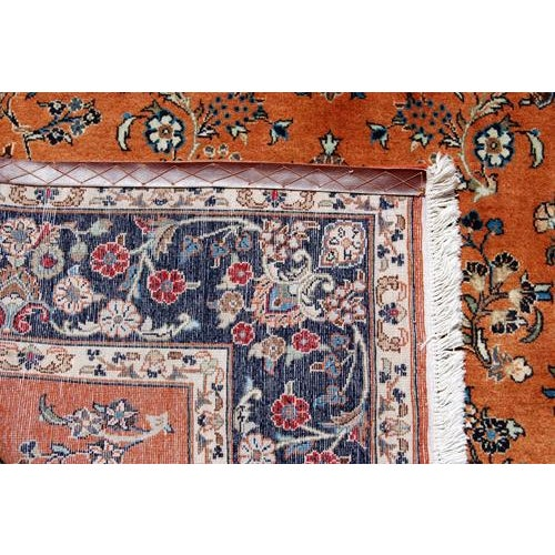 "Highly Detailed Persian Sarouk - 5' 8"" x 8' 6"" - Image 5 of 5"