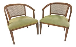 Image of French Country Lounge Chairs