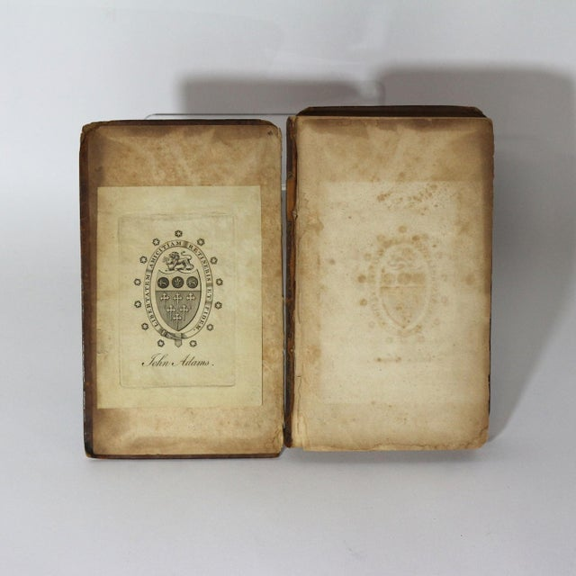 1814 Presidential Library John Adams Book Set - Image 7 of 10