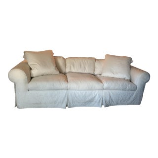Couch Designed by Sally Sirkin Lewis For Sale