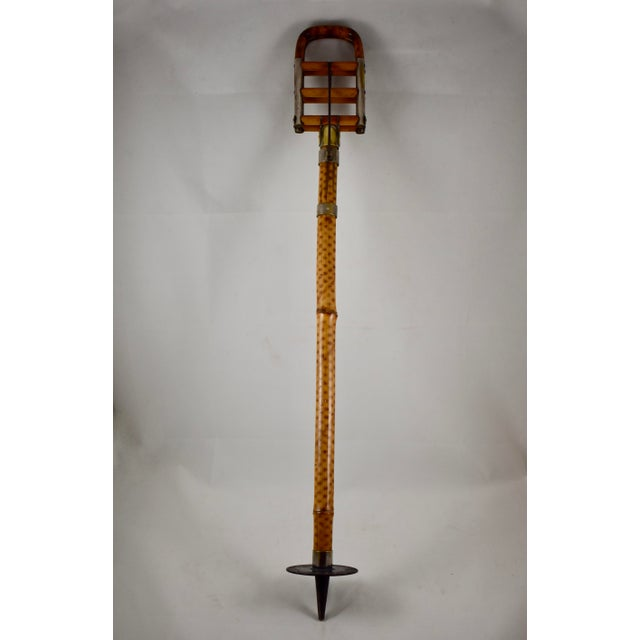 Victorian English Bamboo Shooting Stick / Sports Cane For Sale - Image 11 of 11