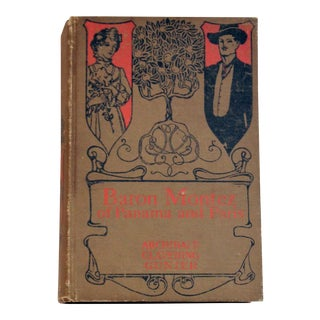 """Baron Montez of Panama and Paris"" Book For Sale"