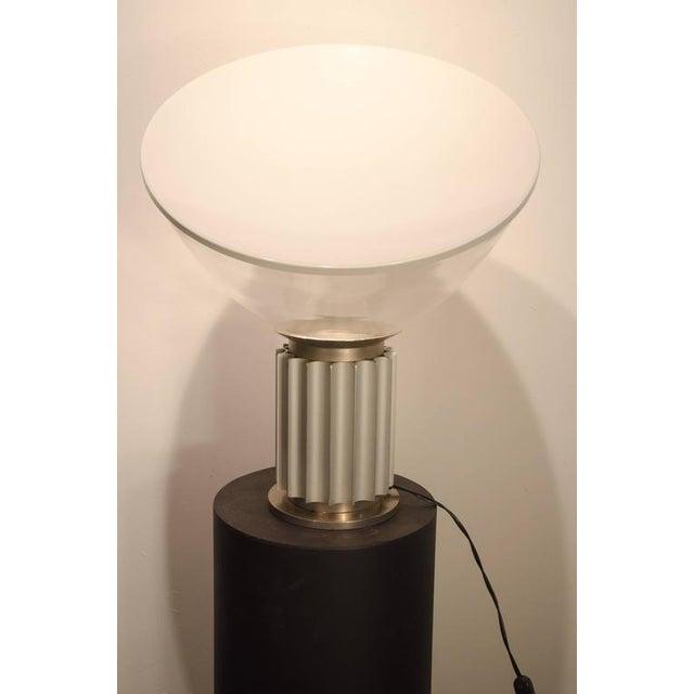 Taccia Blown Glass Lamp - Image 7 of 9