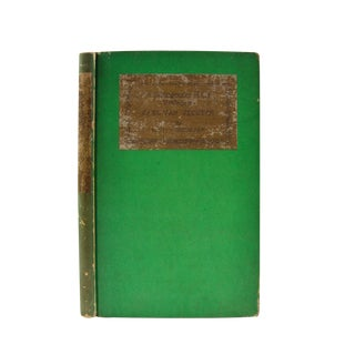 Antique 'A Bibliography of Carl Van Vechten' Book For Sale