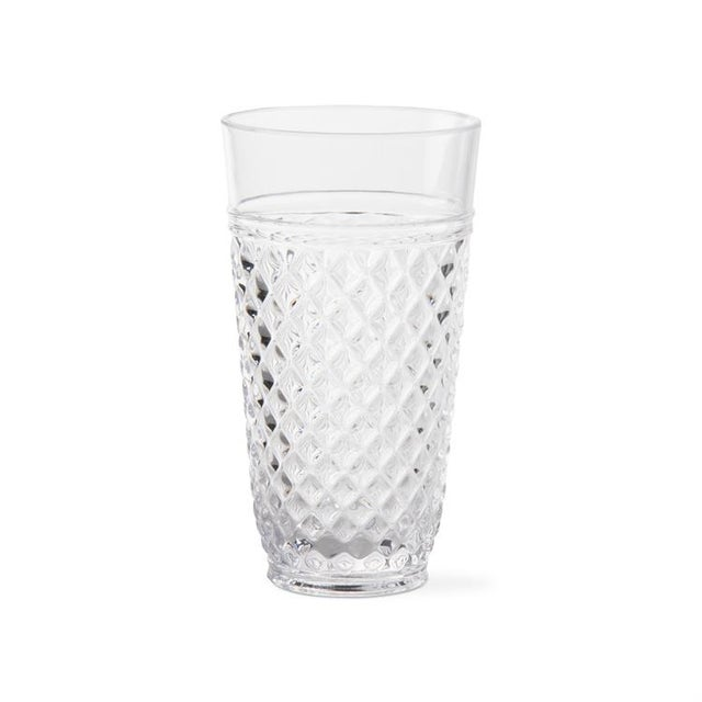 Villa Acrylic Highball Glasses - Set 6 Our acrylic drinkware is perfect indoor or for outdoor activities. These pieces are...