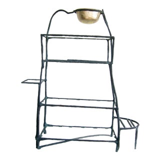 Plant Library Etagere by Zuckerhosen For Sale
