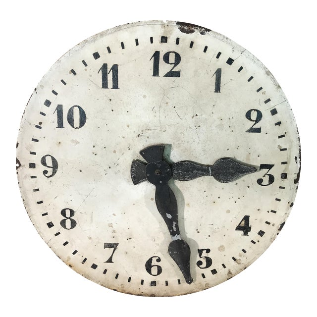 1900s Antique French Clock - Image 1 of 3