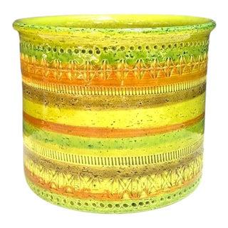 Aldo Londi for Bitossi Rimini Ceramic Planter For Sale