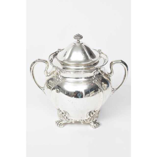 Metal 1899 Antique Victorian Tiffany & Co Sterling Tea Coffee Set - 7 Pieces For Sale - Image 7 of 10