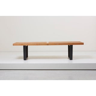 George Nelson Slat Bench for Herman Miller, Us, 1950s