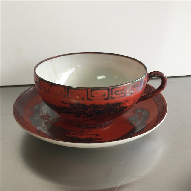 Nippon Cup & Saucer - Image 2 of 4