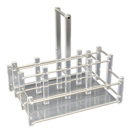 Image of Transparent Serving Dishes and Pieces
