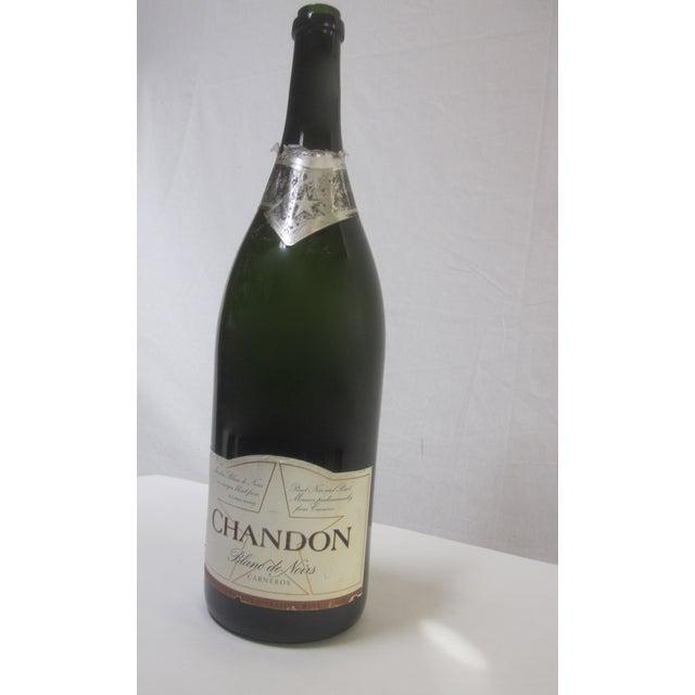 Pop Art Champagne Wine Bottle Prop - Image 3 of 9