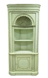 Image of Corner Display Cabinets