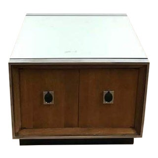 French Deco Style Nightstand For Sale