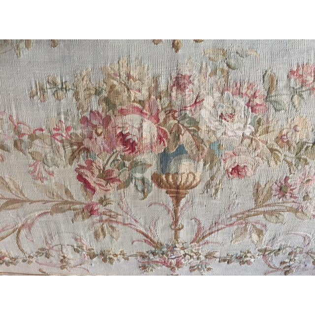 Early 20th Century Antique French Settee For Sale - Image 9 of 11