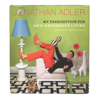 Jonathan Adler 2005 First Edition Book