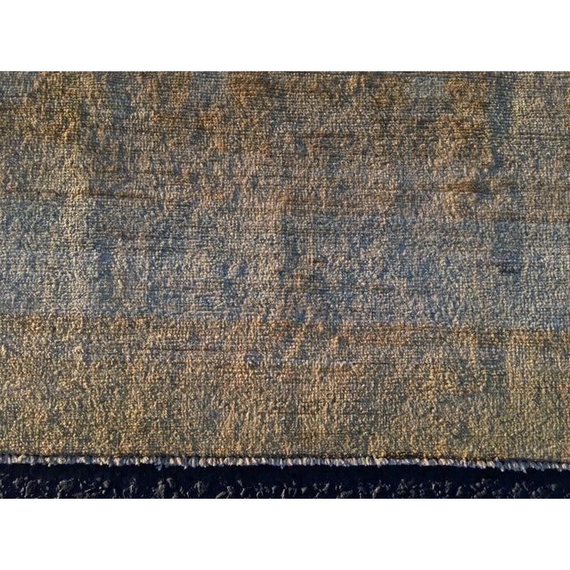 Persian Vintage Sultanabad Rug - 4′ × 5′8″ - Image 3 of 11