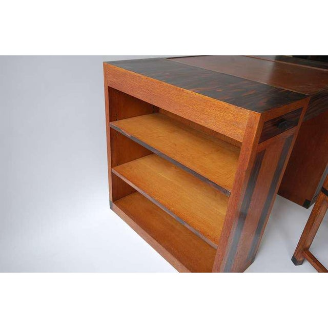 1930s Game Table or Desk Attributed to Francis Jourdain For Sale - Image 5 of 10