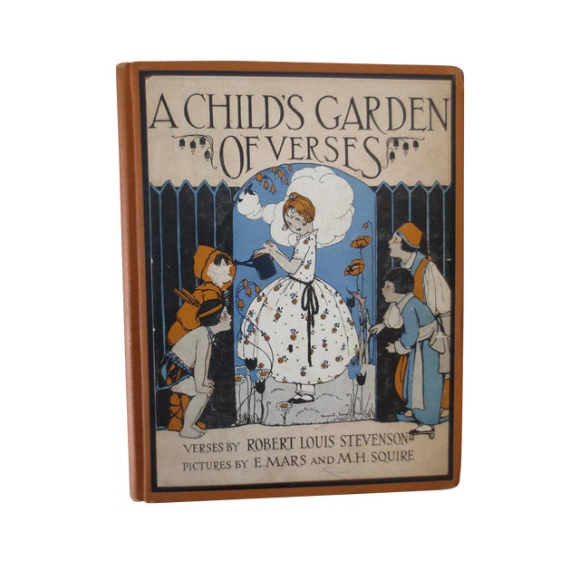 A Child's Garden of Verses Book by R.L. Stevenson - Image 1 of 6