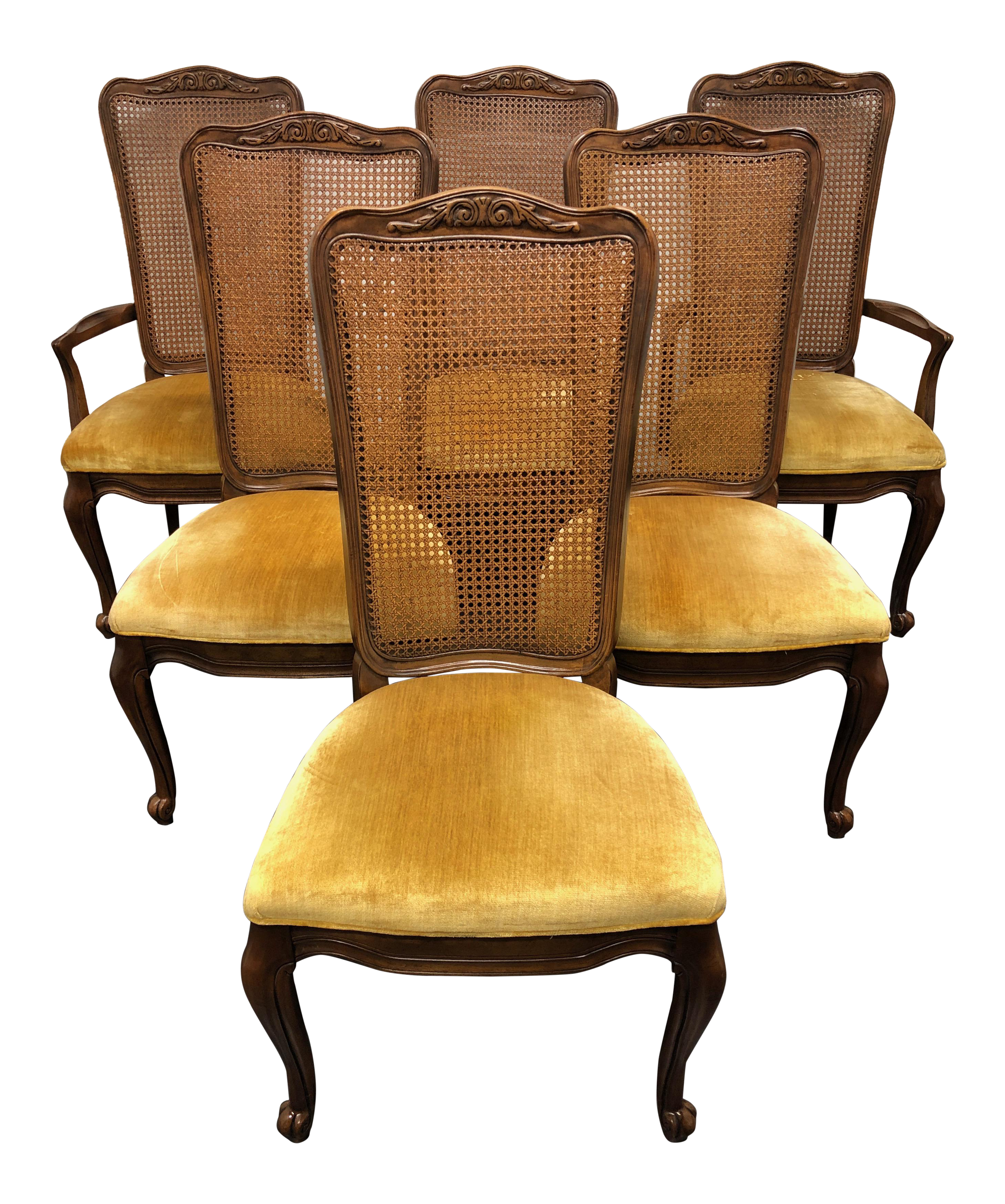 Excellent Gently Used White Furniture Up To 70 Off At Chairish Machost Co Dining Chair Design Ideas Machostcouk