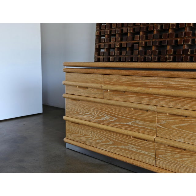 1980s Jay Spectre Chest for Century Furniture, Circa 1980 For Sale - Image 5 of 12