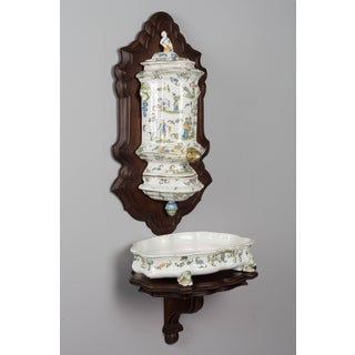 18th Century French Faience Lavabo Preview