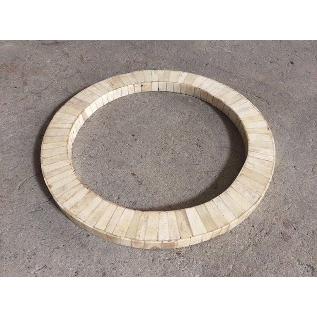 Tessellated Bone Frame Enrique Garcel - Image 3 of 7
