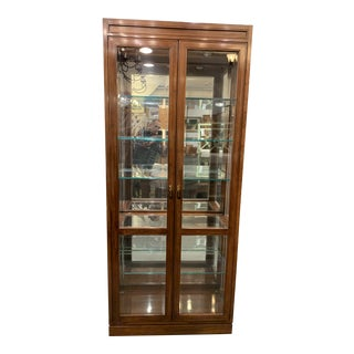 Ethan Allen Display Cabinet For Sale