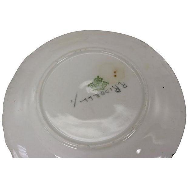 Vintage English Pansy Single Tea Set for One - Image 3 of 3