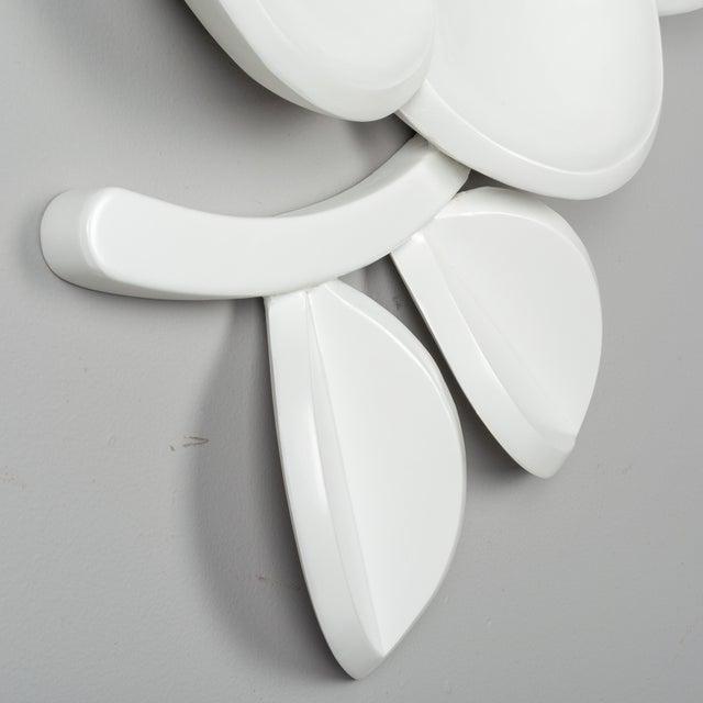 Mid Century Modern Pop Art Flower Mirror For Sale - Image 4 of 9