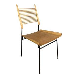 Paul McCobb Maple Ladder Back Shovel Chair For Sale