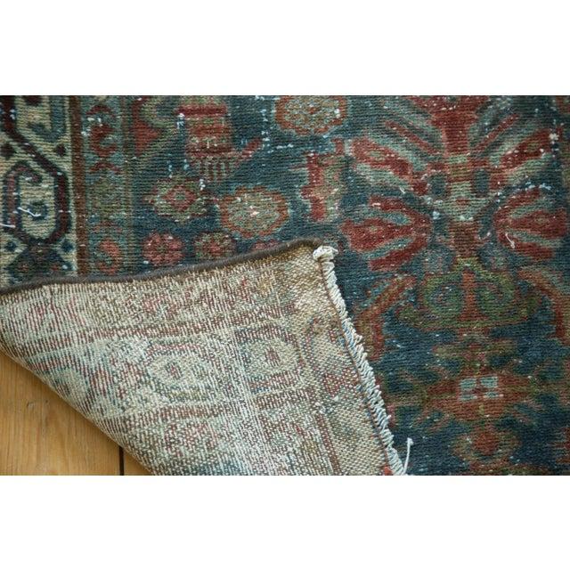 "White Vintage Northwest Persian Rug Runner - 3' X 8'6"" For Sale - Image 8 of 11"
