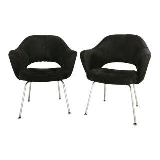 Eero Saarinen for Knoll Armchairs - Pair For Sale