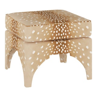 Ottoman, Fawn Natural For Sale