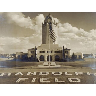 1930's Photograph Randolph Field Afb For Sale