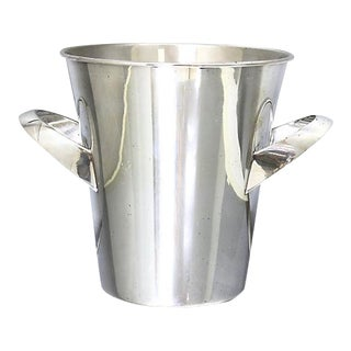 1950s W M F Silver-Plate Champagne Bucket For Sale