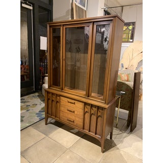 1960s Kent Coffey Perspecta China Cabinet Preview