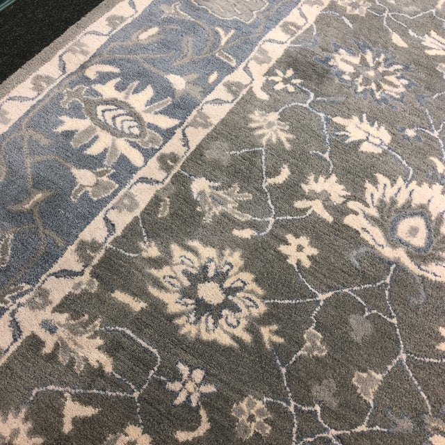 Pottery Barn Quot Mila Quot Hand Knotted Persian Style Rug 9 X