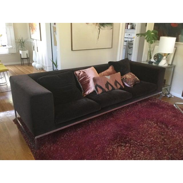 B&B Italia Antonio Citterio B&b Italia Tight '03 Sofa For Sale - Image 4 of 10