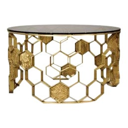 Manuka Center Table From Covet Paris For Sale