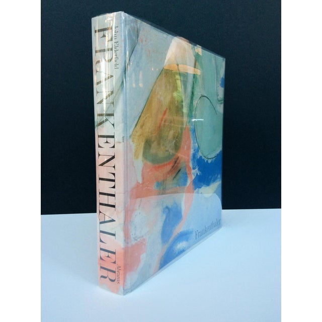 Abstract Signed Helen Frankenthaler Monograph Book For Sale - Image 3 of 10