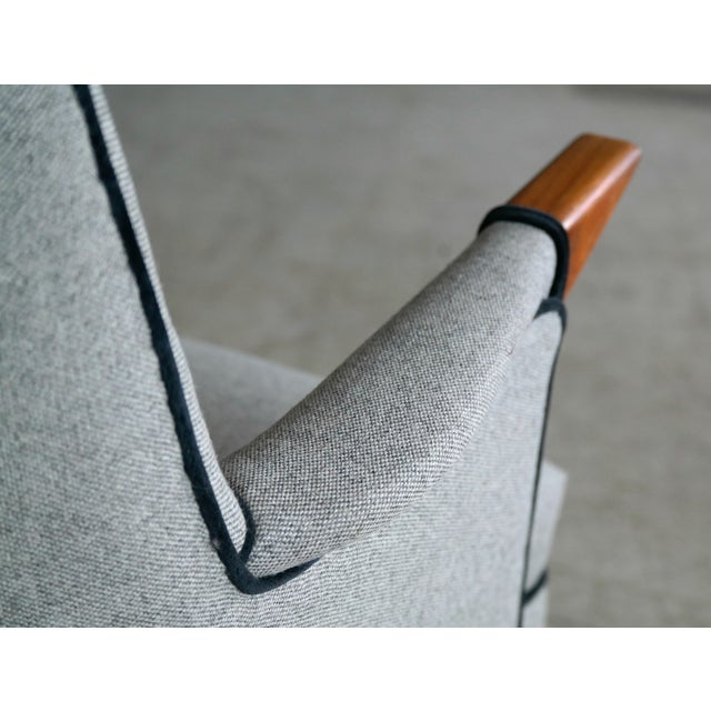 """Svend Skipper """"Mama Bear"""" Wingback Lounge Chair For Sale In New York - Image 6 of 11"""