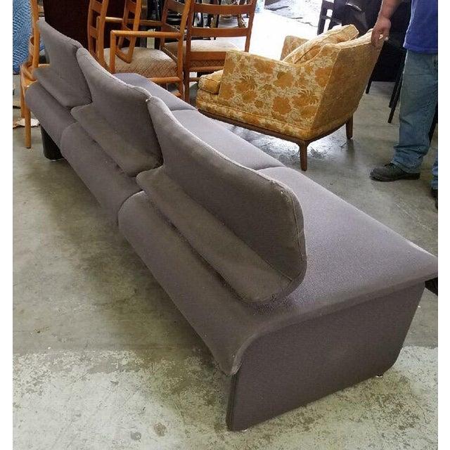 Gray Harvey Probber Sofa - Image 4 of 5
