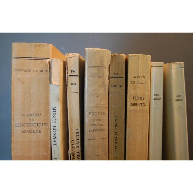 Vintage French Paperback Books - Set of 8 - Image 3 of 8