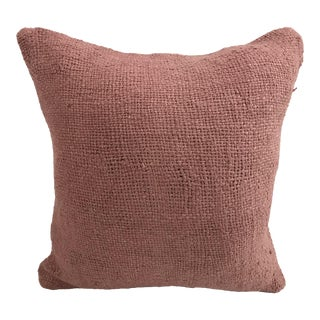 Turkish Hemp Pillow Cover For Sale