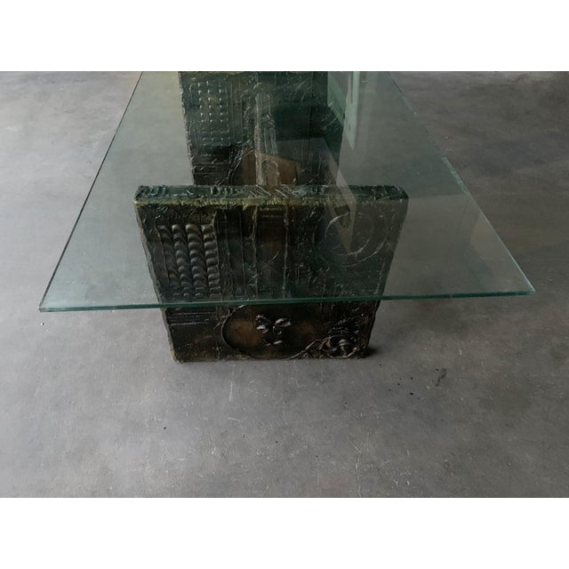 Adrian Pearsall Brutalist Dining Table For Sale - Image 9 of 12