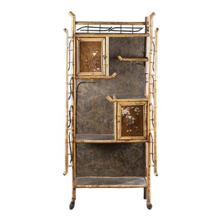 19th Century Chinoiserie Cabinet For Sale