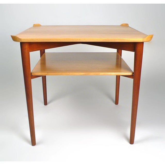 Side Or End Tables By Finn Juhl For Baker Image 4 Of 10